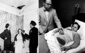 Энн Элизабет Ходжес – единственная, кто выжил после атаки из космоса - падения метеорита Сулакога в 1954 году