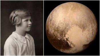 История названия планеты Плутон и девочка Венеция Берни