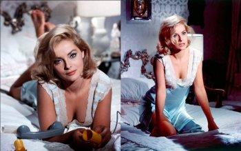 Вирна Лизи в молодости, фотографии красивой итальянской актрисы 1950-x