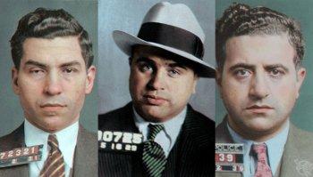 Американские гангстеры 20 века: история и фото преступников с тюрьмы
