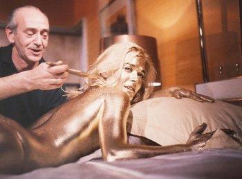 Как снимали «Голдфингер», 1964 - интересные факты, сюжет и фото со съёмок Бондианы