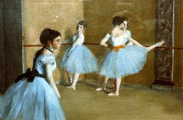 Картина Эдгар Дега (Edgar Degas)