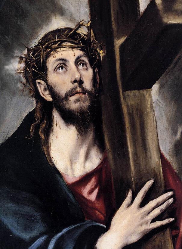 Картина Эль Греко (El Greco)