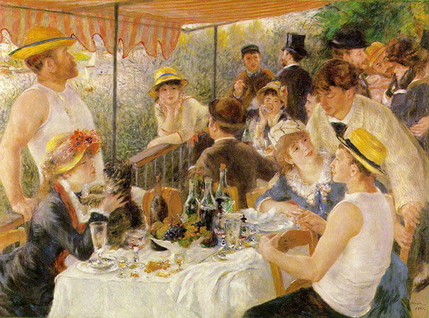 Картина Пьер Огюст Ренуар (Pierre-Auguste Renoir)