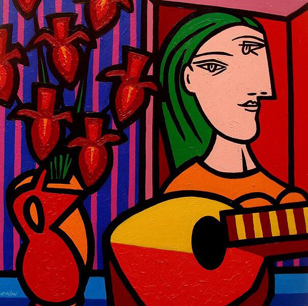 Картина Пабло Пикассо (Pablo Picasso)