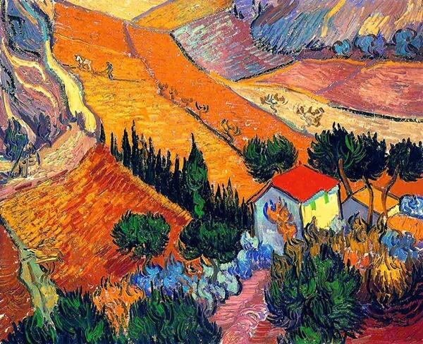 Картина Винсент Ван Гог (Vincent van Gogh)