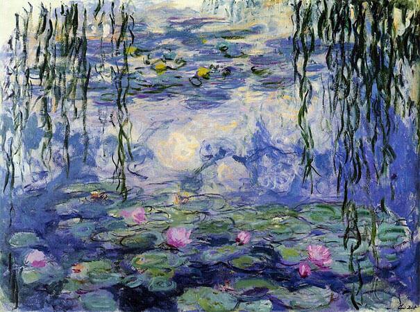 Картина Клод Моне (Claude Monet)