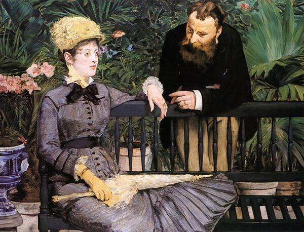 Картина Эдуард Мане (Edouard Manet)