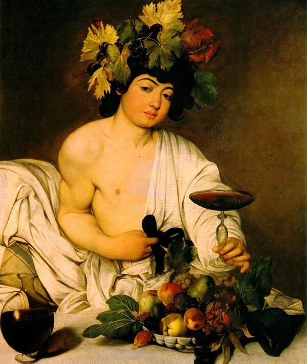 Картина Караваджо (Michelangelo da Caravaggio)