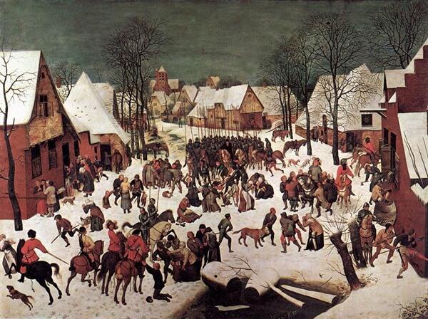Картина Питер Брейгель (Pieter Bruegel)