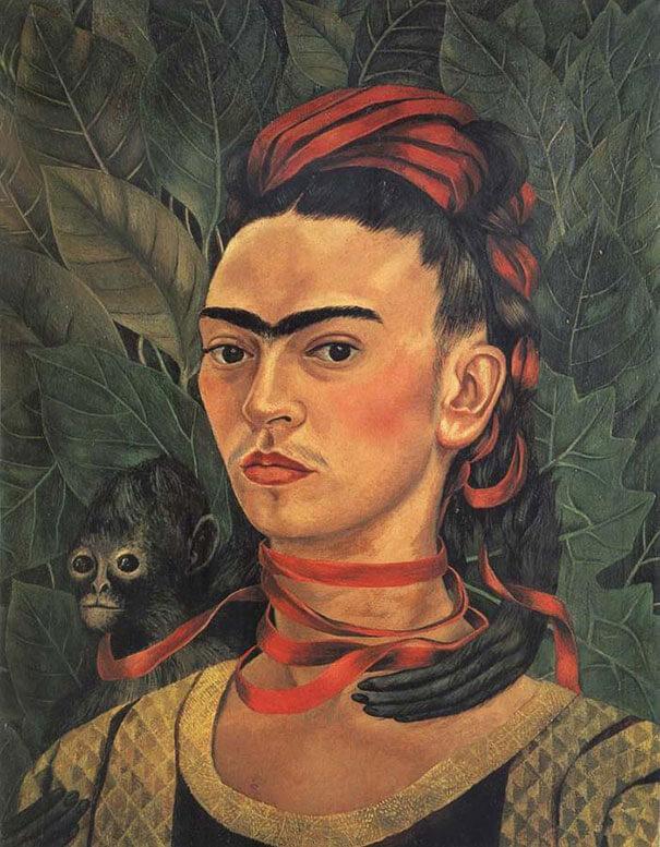 Картина Фрида Кало (Frida Kahlo)