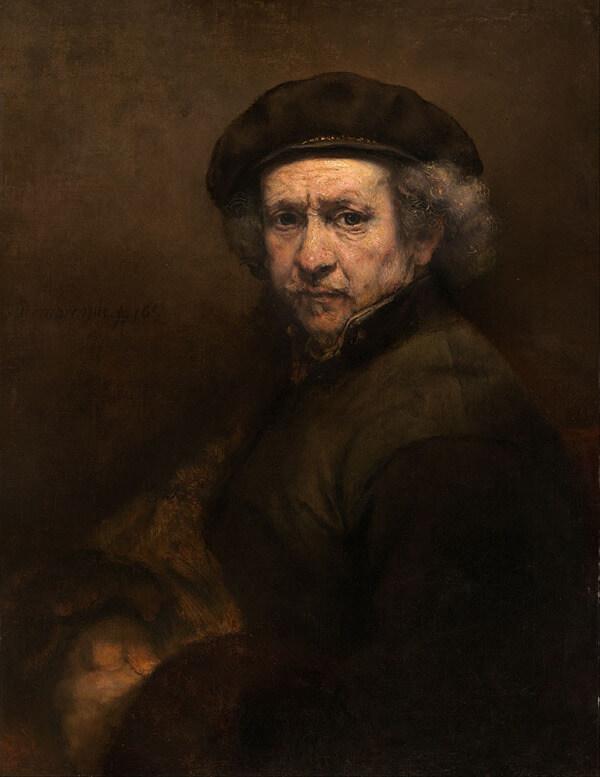 Картина Рембрант (Rembrandt)