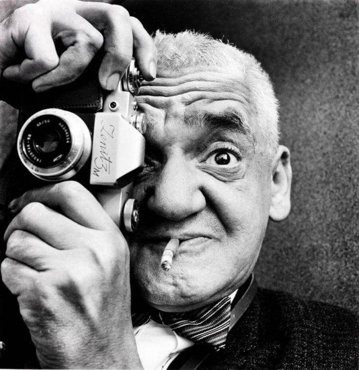 известные легендарные фотографы одну