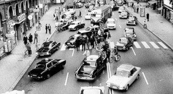 Как Швеция перешла на правостороннее автомобильное движение или Dagen H 3 сентября 1967