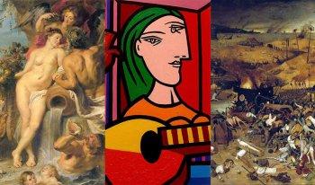 Как определить художника по стилю его картины
