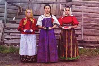 Цветные фотографии царской России начала XX века от фотографа Прокудина-Горского