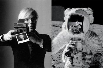 Черно-белые автопортреты знаменитых фотографов