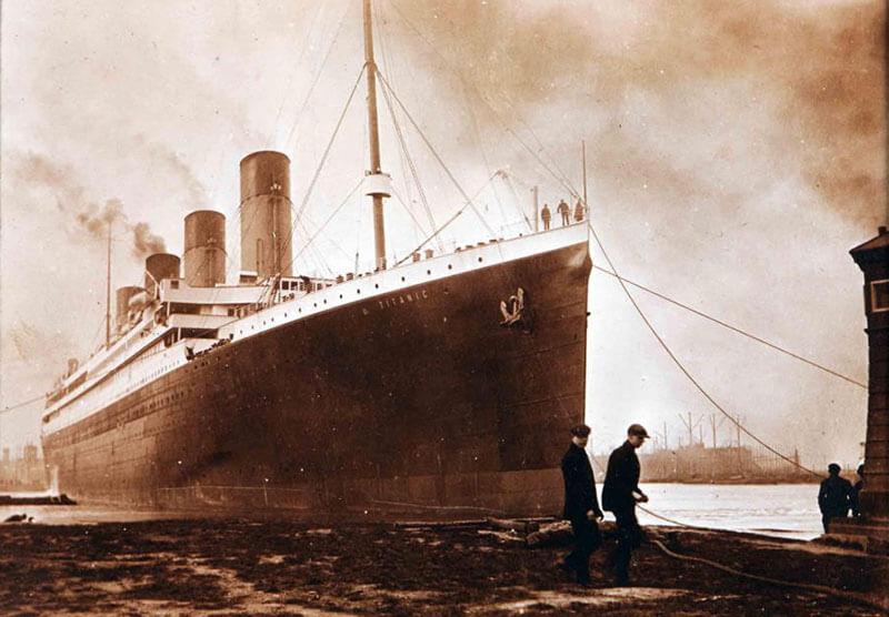 15 фактов о «Титанике» - реальные интересные факты