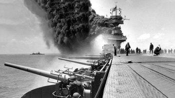 Атака на Перл-Харбор (7 декабря 1941 год) —  история нападения Японии на морскую базу США