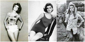 Фотографии Марты Стюарт  в молодости, американской бизнесвумен, телеведущей и писательницы