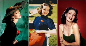 Лоретта Янг – фото, биография и скандальная связь актрисы с Кларком Гейблом