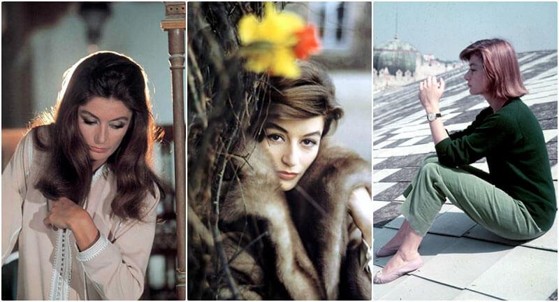 Анук Эме – фото и биография самой сексуальной женщины в истории французского кино