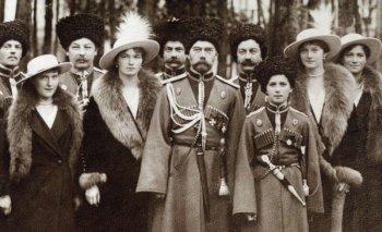 Расстрел царской семьи – фотографии императора Николая Второго с женой и детьми в последний год жизни