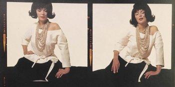 Последние фото Мэрилин Монро сделанные за 6 недель до смерти в образе Жаклин Кеннеди