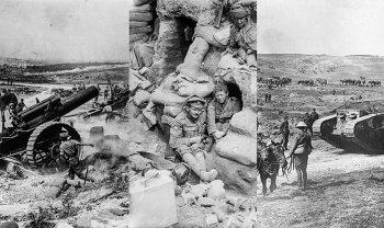 Битва на Сомме – кратко о печально знаменитом сражении и фотографии поля боя 1916 года