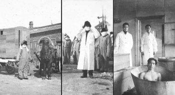Чума на Дальнем Востоке: эпидемия легочной чумы в Маньчжурии в 1910-1911, история и фото черной смерти в Китае