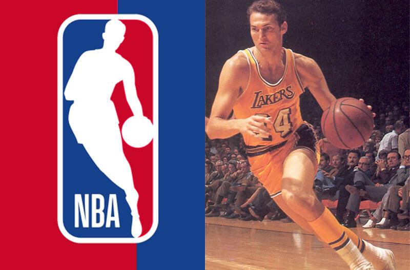 История логотипа НБА (NBA) – как появилась эмблема сильнейшей баскетбольной лиги