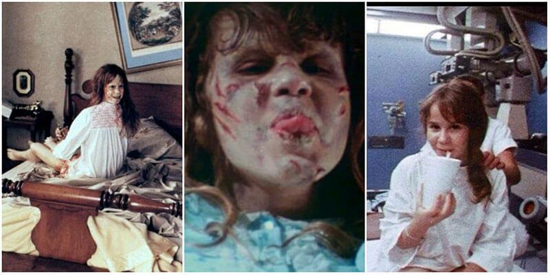 Как снимали фильм «Изгоняющий дьявола», интересные факты и фото со съемочной площадки
