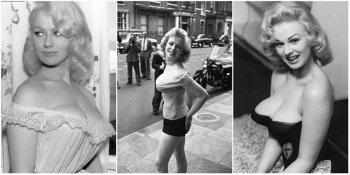 Сабрина – британская Мэрилин, фото секс-символа 1950-1960-х