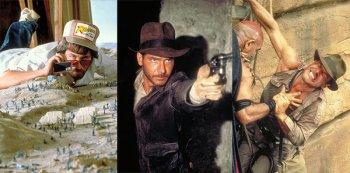 Как снимали фильмы про «Индиану Джонс»: интересные факты и фото со съемок