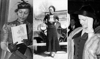 Американские гангстерши: 14 самых опасных женщин-преступниц криминального мира времен расцвета мафии в США