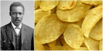 История Джорджа Крама, изобретателя картофельных чипсов в 1853 году