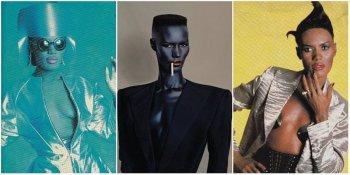 Грейс Джонс – фотографии и биография актрисы, певицы, модели и подруги Дольфа Лундгрена