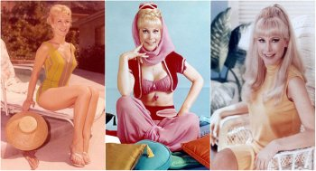 Барбара Иден – фото в молодости, биография актрисы и Мисс Сан-Франциско 1951