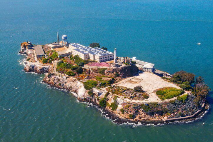 Алькатрас – история и фотографии знаменитой американской тюрьмы