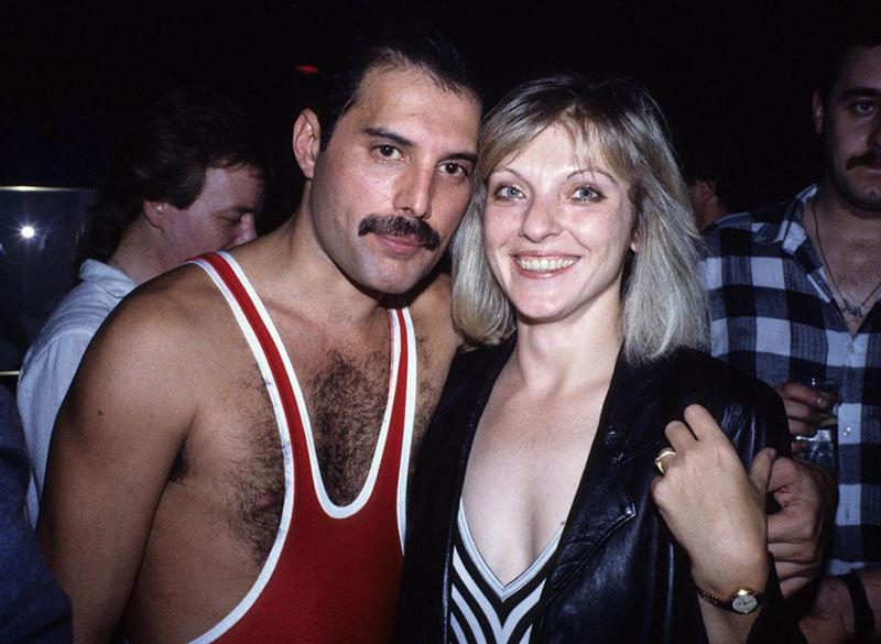 Фредди Меркьюри и Мэри Остин – история любви и фото лидера «Queen» и его любимой женщины