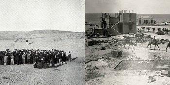 Основание Тель-Авива : история города и первые фото