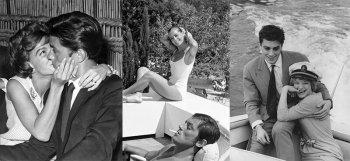 Ален Делон и Роми Шнайдер – история любви и совместные фото звезд европейского кино