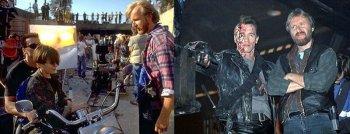 Как снимали фильм «Терминатор 2» (фото + интересные факты)