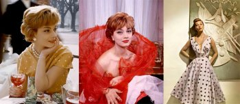 Мари-Элен Арно – лицо модного дома Шанель 1950-х
