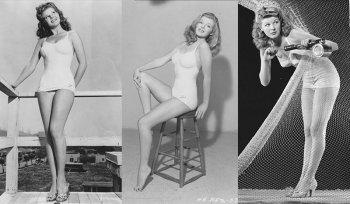 Розмари Ла Планш – фото и биография королевы красоты мисс Америка 1941 и звезды Голливуда