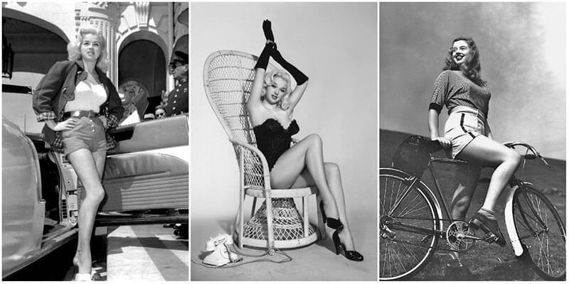 Все о Диане Дорс – секс-бомбе, гламурной блондинке и британской Мэрилин