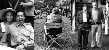 Как снимали фильмы «Крестный отец» (фото со съемок + интересные факты)