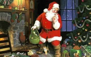 Интересные факты про Санта Клауса