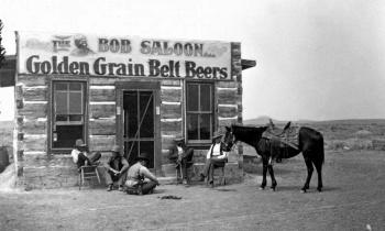 Салуны Дикого Запада - фото настоящих ковбоев в барах конца 19 начала 20 века