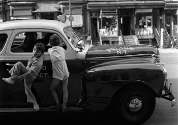 Нью-Йорк 1940-х — Фото и История уличной жизни города